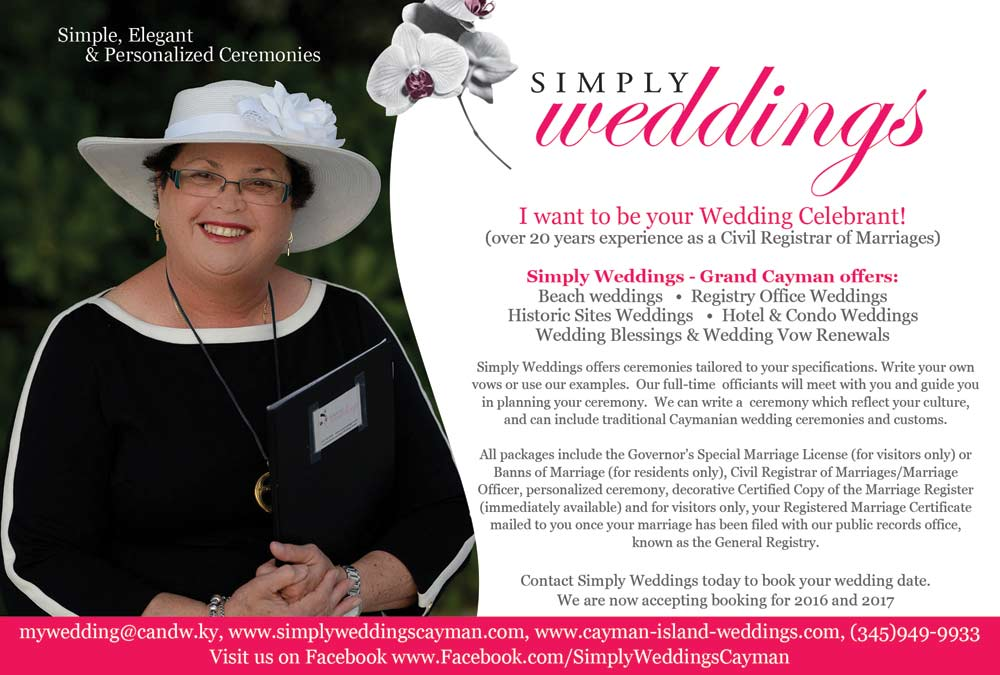 Simply Weddings Cayman